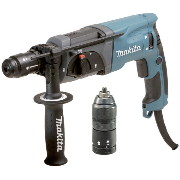 Перфоратор HR 2470 FT SDS-Plus Makita