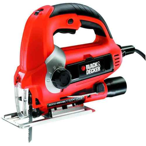 Лобзик KS 900 EK Black&Decker